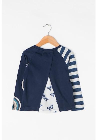 DESIGUAL Bluza cu paiete reversibile Saskatchewan Fete