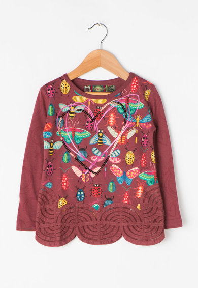DESIGUAL Bluza cu imprimeu Raleig Fete