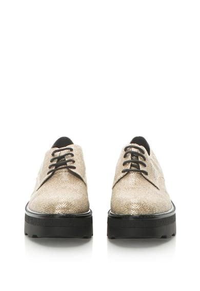 Oakoui Pantofi wedge Femei