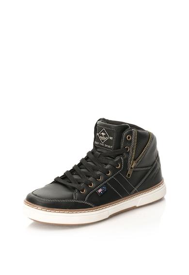 Roadsign Pantofi sport mid-high de piele sintetica DANJO Barbati