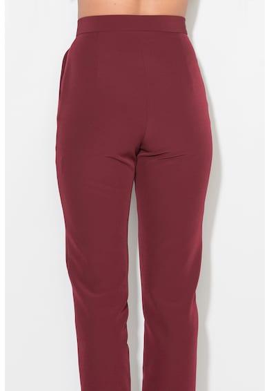 Zee Lane Pantaloni cu buzunare oblice Femei
