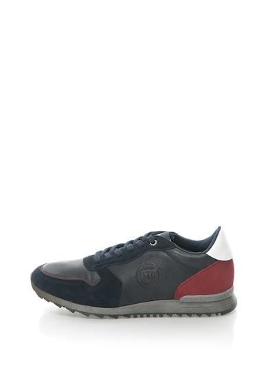Xti Sneakers Cipő Kontrasztos Részlettel férfi