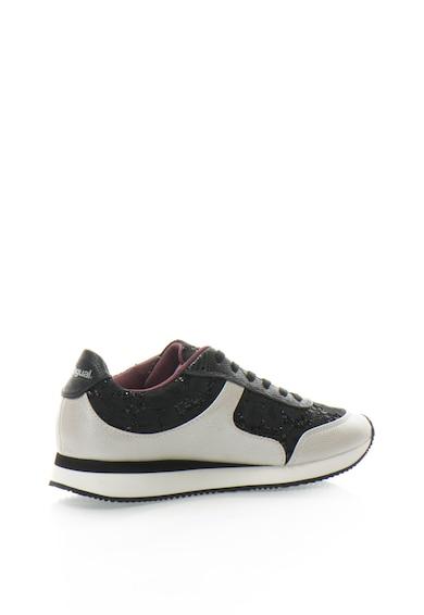 DESIGUAL Pantofi sport cu paiete Galaxy Femei