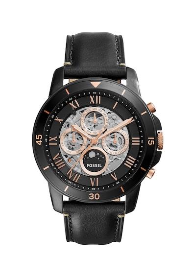 Fossil Автоматичен часовник Grant Мъже