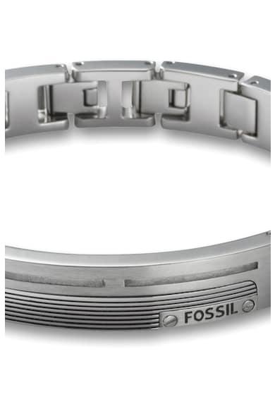 Fossil Сребърна гривна Мъже