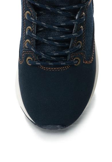 Boston Farmer Sneakers Cipő Nyersbőr Farmerbetétekkel - Pepe Jeans ... 3467543b60