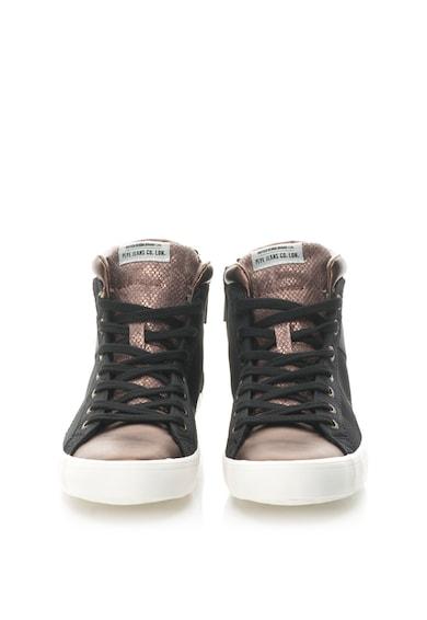 Pepe Jeans London Pantofi sport mid-high Clinton Femei
