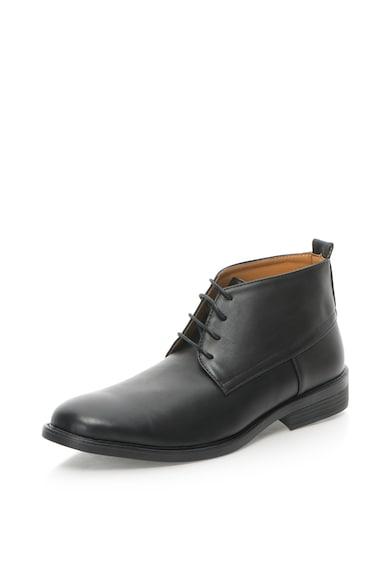 CASANOVA Restif műbőr cipő férfi