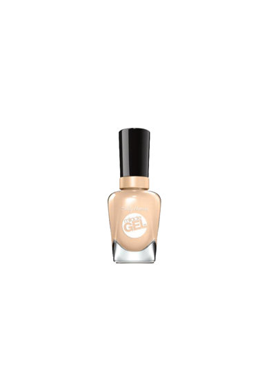 Sally Hansen Lac de unghii  Miracle Gel 120 Bare Dare, 14.8 ml Femei