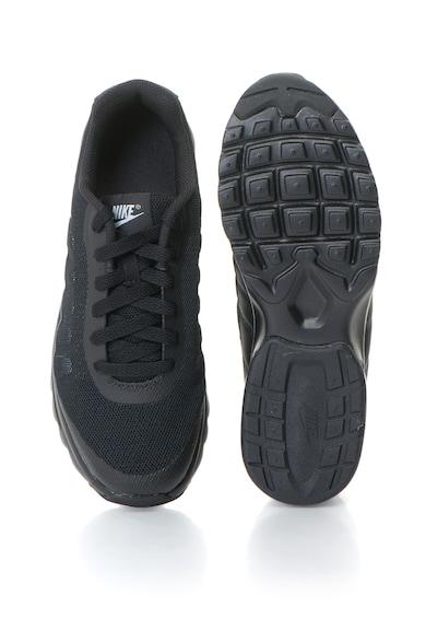Nike AIR MAX INVIGOR hálós anyagú sneakers cipő kötött dizájnnal Fiú