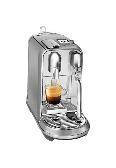 Nespresso Espressor  Creatista Plus , 19 bari, 1600 W, 1.5 l, Argintiu + 14 capsule cadou Femei
