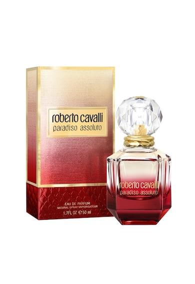 Roberto Cavalli Apa de Parfum  Paradiso Assoluto, Femei, 50ml Femei