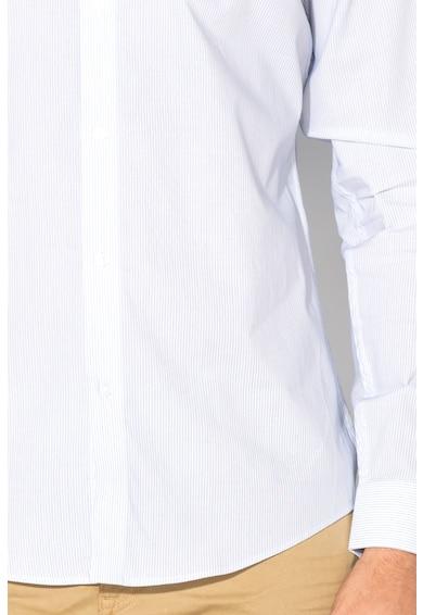 Esprit Camasa regular fit cu dungi 087EO2F002 Barbati
