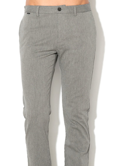 Esprit Pantaloni slim fit cu talie medie Barbati