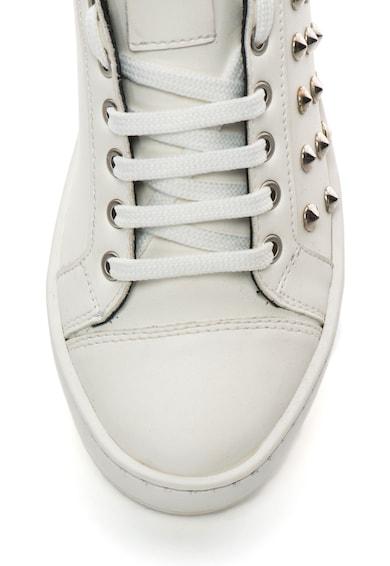 Zee Lane Pantofi sport de piele cu tinte Femei