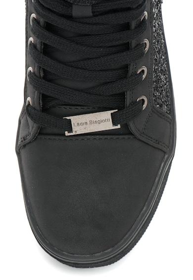 Laura Biagiotti Pantofi sport inalti stralucitori Femei