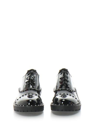 Laura Biagiotti Pantofi de piele lacuita sintetica cu tinte Femei