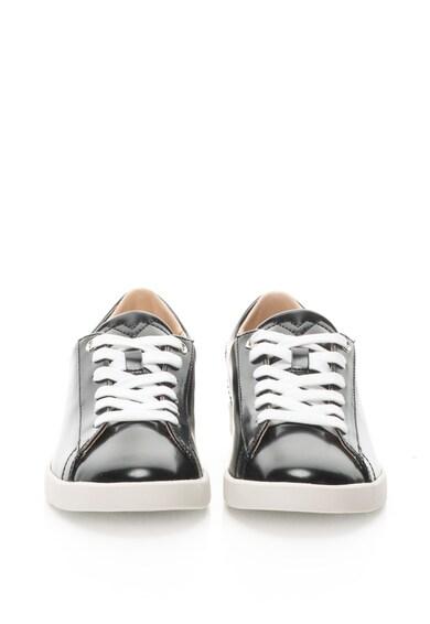 Diesel Pantofi sport cu animal print S-Olstice Glossy Femei