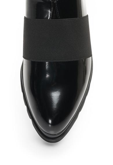 Francesco Milano Pantofi wedge de piele sintetica Femei