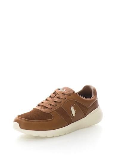 Cordell Bőr Nyersbőr Sneakers Cipő - Polo Ralph Lauren (816664689001 ... a1d36e100f