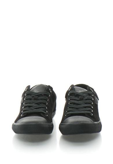 Polo Ralph Lauren Велурени спортни обувки с подсилен връх Мъже