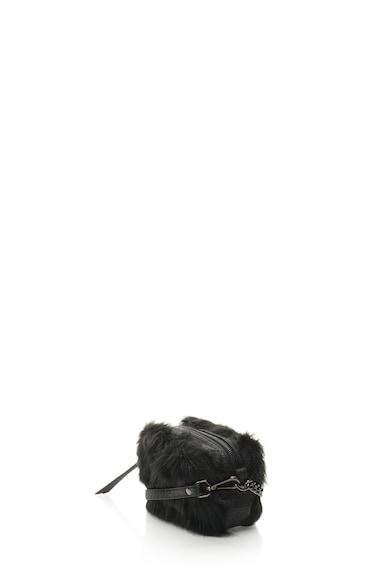 Fornarina Geanta crossboy de blana sintetica Beat Femei