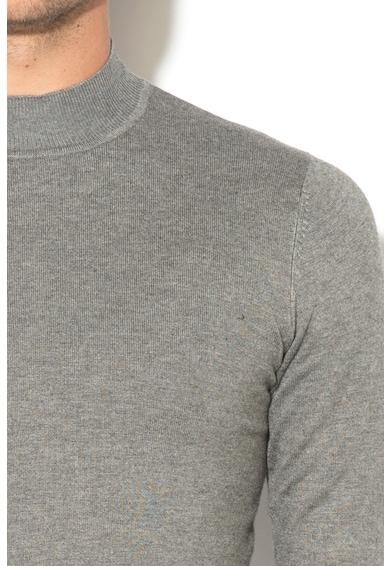 Zee Lane Collection Блуза с фина плетка Мъже