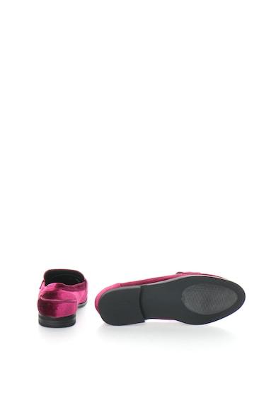 Buffalo Pantofi loafer catifelati Femei