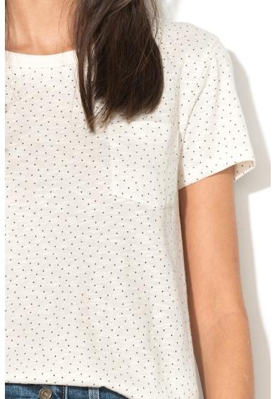 Levi's Tricou cu buzunar aplicat pe piept Femei