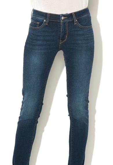 Levi's Blugi skinny elastici 711® Femei