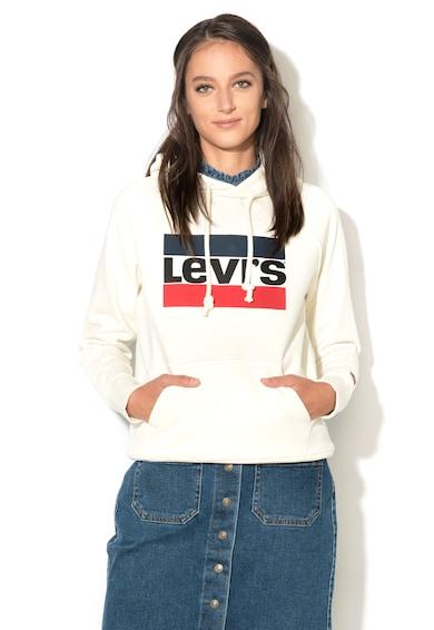 Levi's Hanorac cu imprimeu logo 2 Femei
