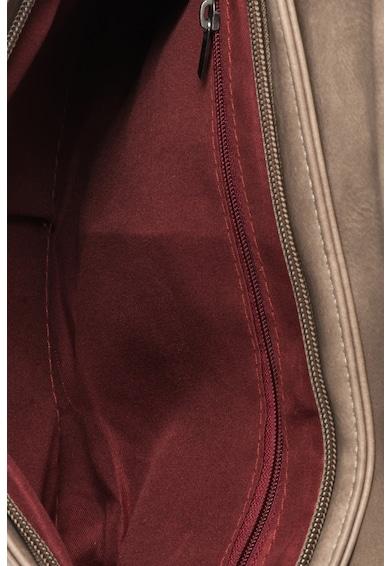 Roncato Geanta crossbody de piele sintetica cu insertie din lant Femei