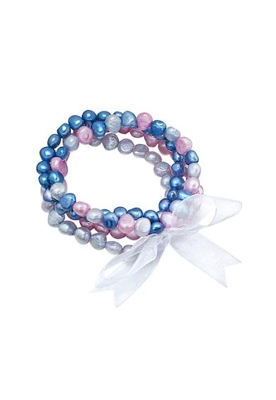 Zee Lane Bratara cu siraguri multiple de perle Femei