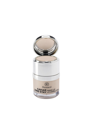 Dermacol Fond de ten & corector  Caviar Long Stay, 30 ml Femei