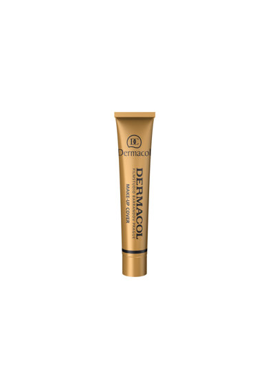 Dermacol Fond de ten  Make-up Cover, SPF 30, 30 g Femei