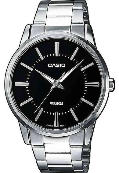 Casio Часовник от неръждаема стомана Мъже