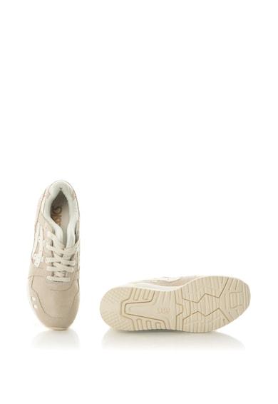 Asics Унисекс спортни обувки Gel-Lyte III 3 от кожа и велур Жени
