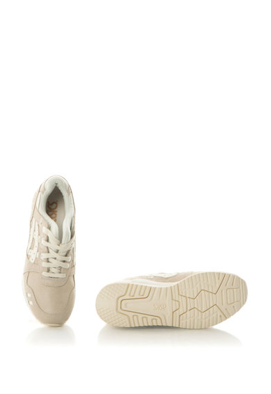 Asics Unisex Gel-Lyte III bőr és nyersbőr sneaker női
