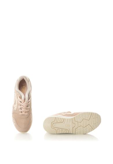 Asics Gel-Lyte III bőr&nyersbőr cipő 4 női
