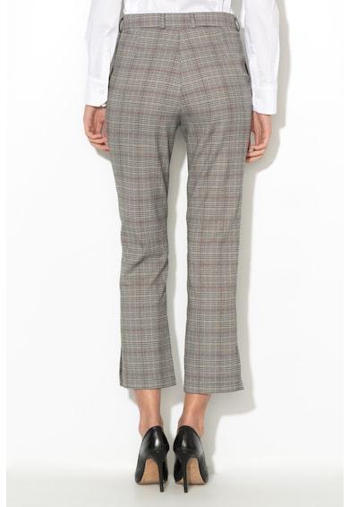 Zee Lane Collection Pantaloni cu model in carouri Femei