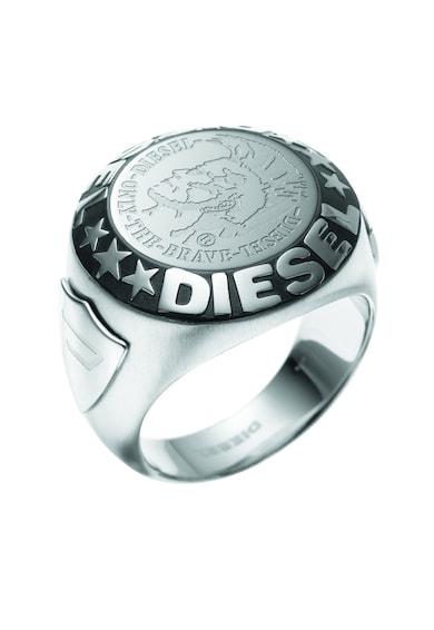 Diesel Gyűrű Logóval férfi