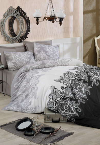 Leunelle Lenjerie de pat din bumbac ranforce Artful Femei