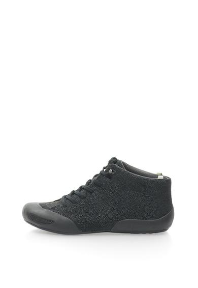 Peu Senda Texturált Középmagas Szárú Nyersbőr Sneakers Cipő - Camper ... 7e2ab56077