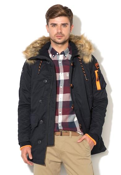 SUPERDRY Parka Kabát férfi