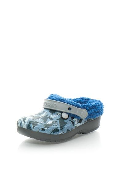 Crocs Gumipapucs Plüssbéléssel Fiú