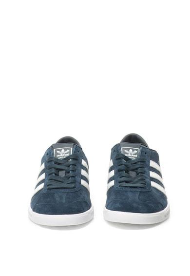 Adidas ORIGINALS Pantofi sport de piele intoarsa Hamburg Barbati