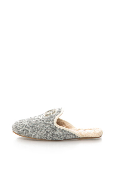 Gant Papuci cu talpa plata si logo Femei