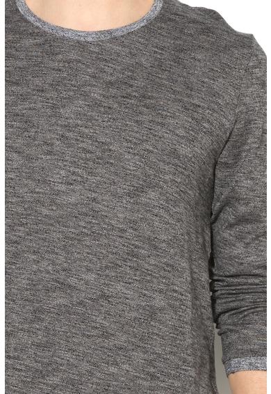 EDC by Esprit Pulover din tricot fin cu decolteu rotund Barbati