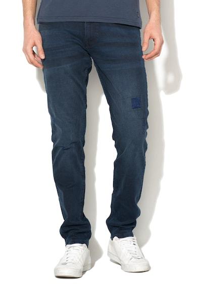 Esprit Прилепнали дънки с протрити зони Мъже