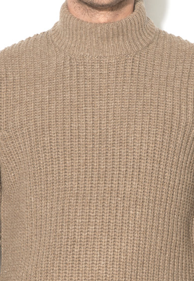 EDC by Esprit Pulover tricotat din amestec de lana Barbati